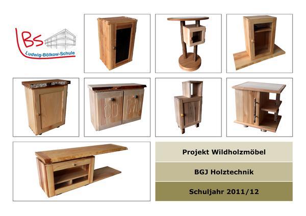 Wildholzmöbel 2012